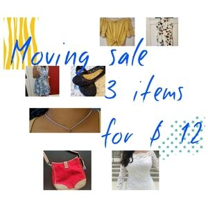 🌠MOVING SALE🌠 make offers or bundle and save